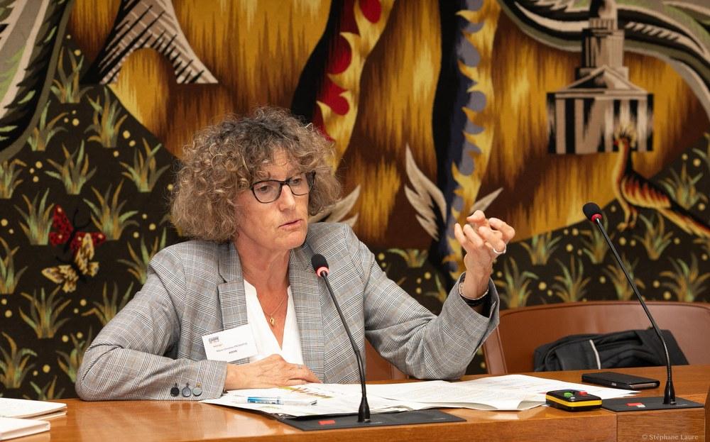 ECDV18 Marie-Christine Prémartin directrice exécutive de programmes de l'Ademe