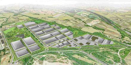Loire : la grande zone industrielle et logistique de Bonvert va être concédée