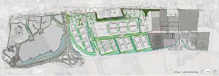 Pas-de-Calais : 400 000 m² de zone transport et logistique