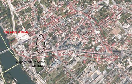 Yvelines : redynamiser les fonctions de centralité à Limay