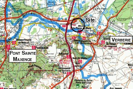 Oise : étude d'impact de la plateforme multimodale Paris Oise