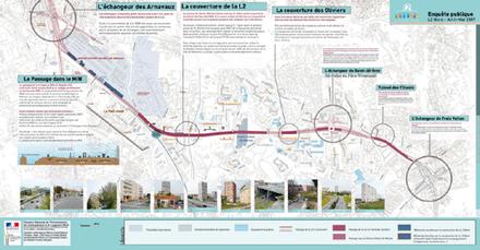 Marseille : l'Etat lance la consultation pour le PPP de la rocade L2