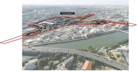Vitry : l'étude d'impact de la ZAC Gare des Ardoines va être lancée
