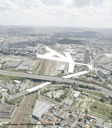 Seine-Saint-Denis : le projet de gare-pont de Pleyel focalisera le développement
