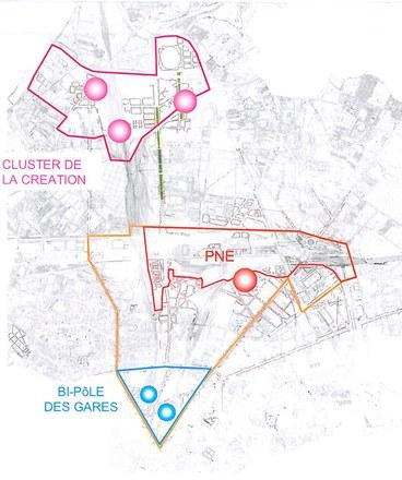 Paris : quel avenir pour les quartiers des gares du Nord et de l'Est ?