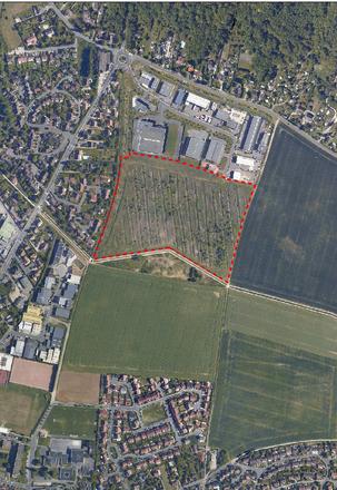 Seine-et-Marne : équipement du terrain d'accueil de 48 000 m² de commerces