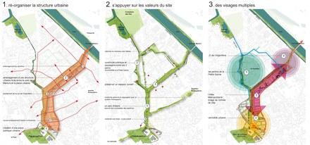 Grenoble : La Métro crée la ZAC Portes du Vercors