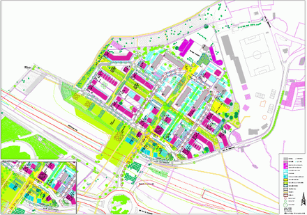 Poissy : recherche maître d'oeuvre d'une opération de 600 logements