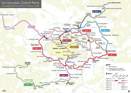 Grand Paris Express : la SGP va acquérir le foncier pour desservir Orly au nord et à l'ouest
