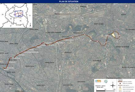Seine-Saint-Denis : Noisy-le-Sec accueillera la version 2013 du métro aérien