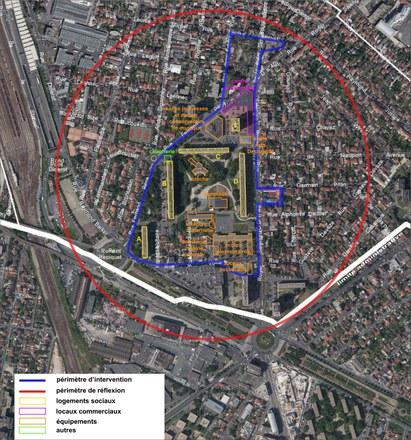 Seine-Saint-Denis : Drancy met à l'étude la Cité Gaston-Roulaud