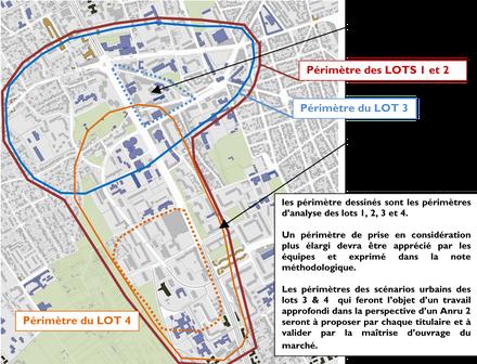 Vitry-sur-Seine : les équipes de maîtrise d'oeuvre sont constituées pour deux secteurs stratégiques