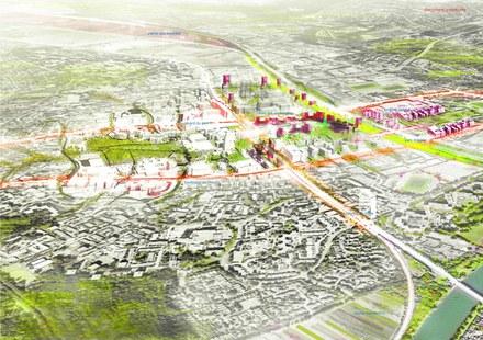 Cergy : le projet de ZAC Grand Centre va entrer en phase opérationnelle