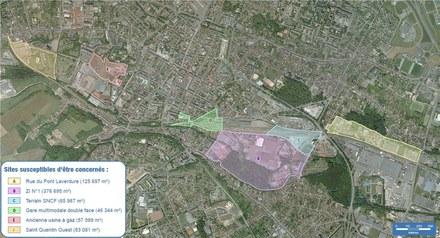 Beauvais : construire 4 000 logements sur des terrains mutables