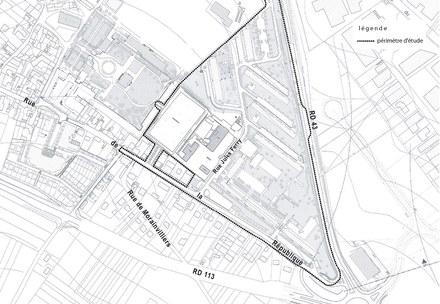 Yvelines : cession de 3 515 m² de droits à construire à Ecquevilly