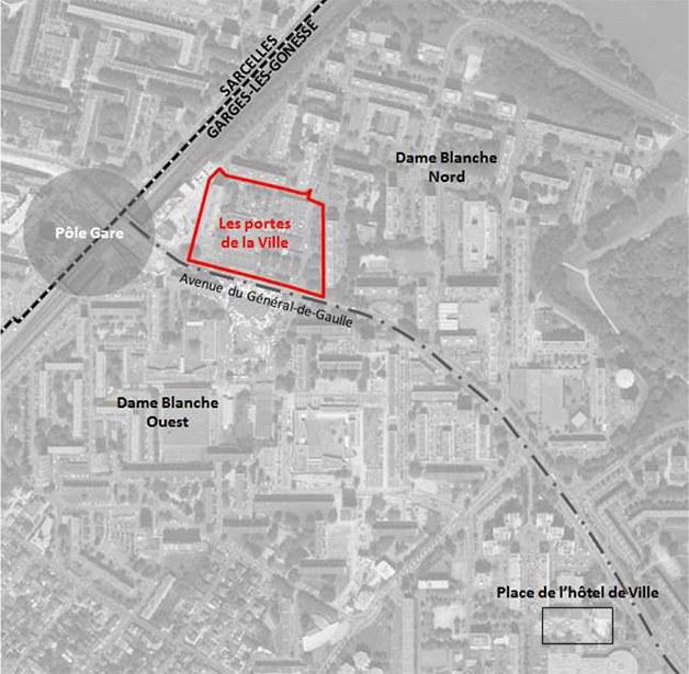 Garges-lès-Gonesse : la ZAC Portes de la Ville cherche un maître d'oeuvre pour ses espaces publics