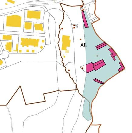 Grand Lyon : 86 841 m² à céder à Rillieux-la-Pape