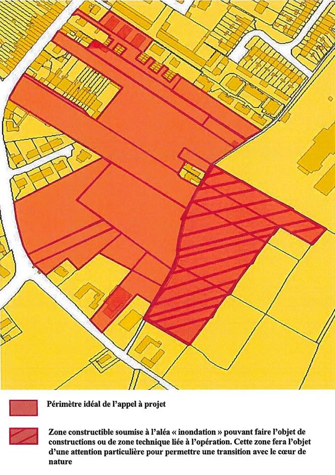 Nord : un montage souple pour développer 5,6 hectares