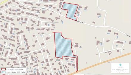 Bouches-du-Rhône : 19 000 m² à céder pour du logement et de l'activité