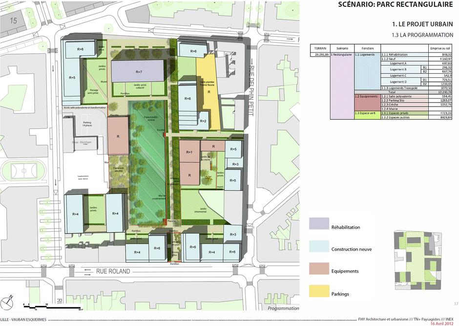 Lille : Pierre Gangnet retenu pour un projet de logements dense sur l'ilot EDF