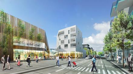 Essonne : le projet de coeur de ville de la ZAC Grigny centre relancé avec Adim