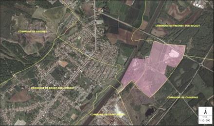 Hainaut : recherche d'urbanistes pour une zone logistique en site humide