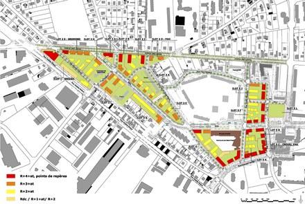 Grand Lyon : la ZAC du Triangle passera en phase 2 en 2016