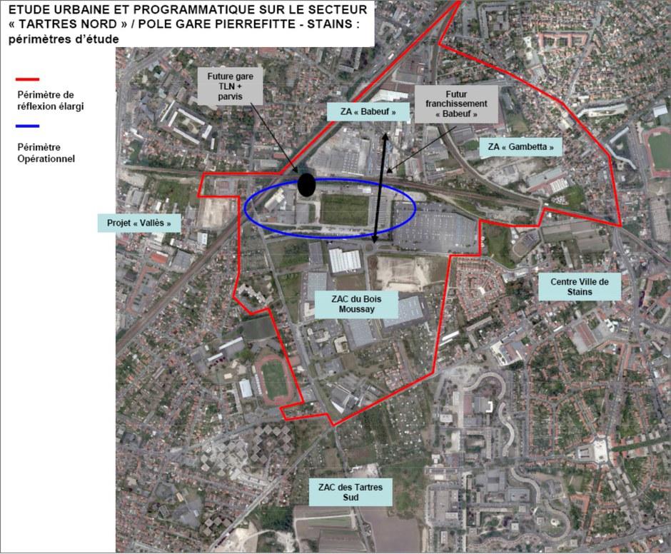 Saint-Denis : Plaine Commune confie les Tartres Nord à HDZ