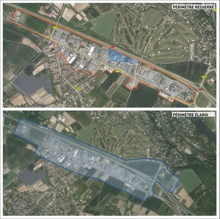 Orgeval : Le groupement HDZ démarre l'étude sur les 63 hectares des 40-Sous