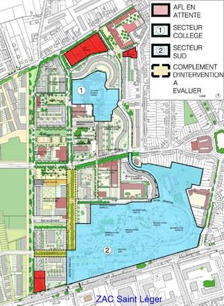 Seine-Saint-Denis : un nouveau PRU en préparation pour le Clos Saint-Lazare