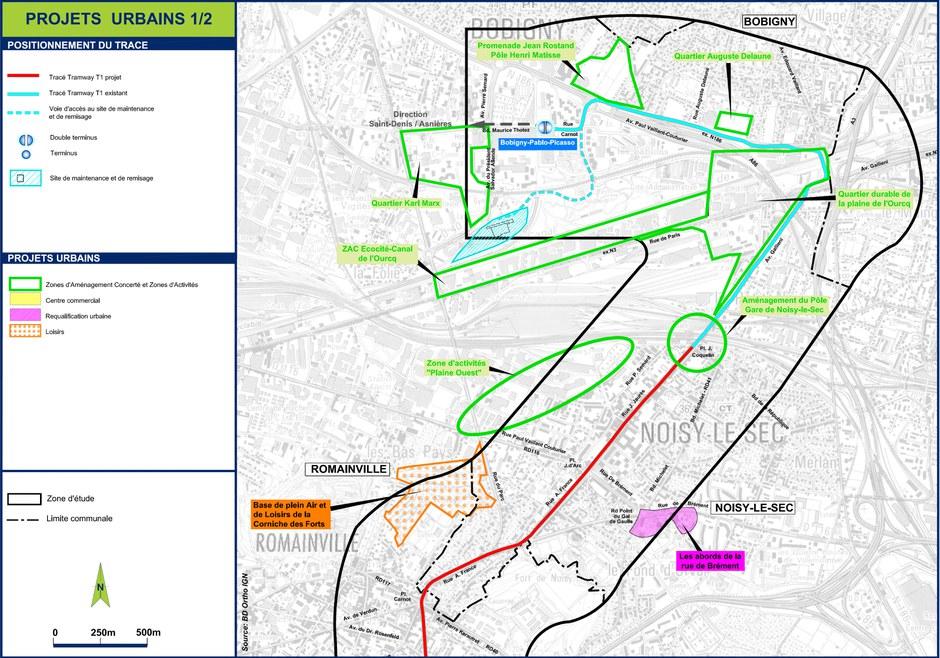 Île-de-France : la Région veut financer le tram T1 en valorisant son foncier