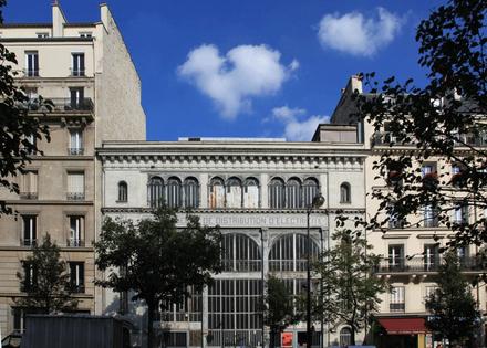 Paris : 23 sites urbains très différents offerts à l'imagination