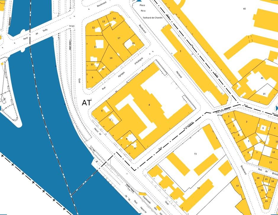 Paris : le potentiel des sites Morland et Eole-Evangile