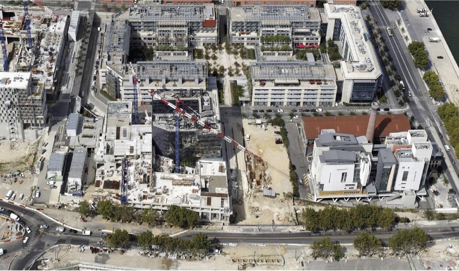 Paris : l'appel à projets innovants pour boucler Masséna