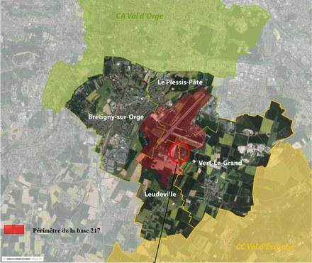 Essonne : les casernes de la BA217 préparent leur mutation