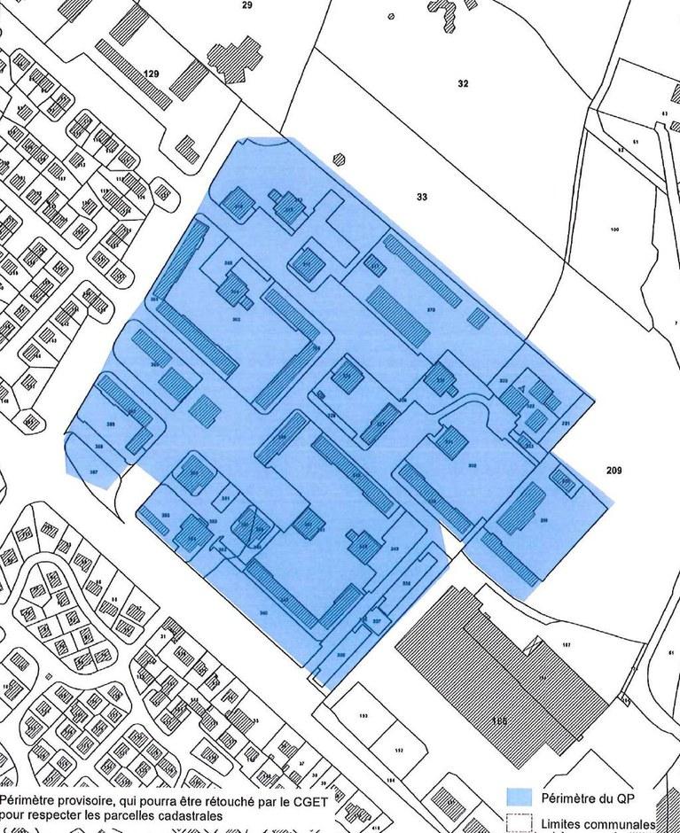 Laval : renouvellement urbain du grand quartier Saint-Nicolas
