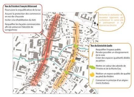 Longjumeau : La Fabrique Urbaine va étudier la programmation du centre-ville