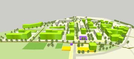 Rénovation urbaine : 48 logements libres à concevoir à Poissy et à Villepinte
