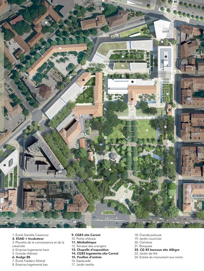 Toulon : Corinne Vezzoni va réaliser la reconversion de l'hôpital Chalucet