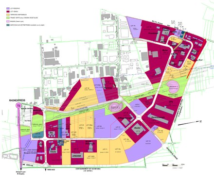 Grand Lyon : Archigroup devient urbaniste en chef des Gaulnes