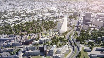 Lille : Damien Castelain songe à une Semop pour les 100 000 m² du siège de la Métropole