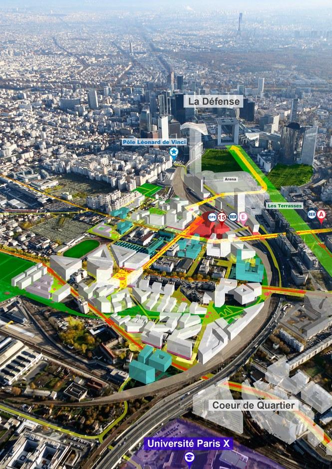 """Hugues Parant : """"Nous lançons un appel à inventer un nouveau modèle de ville mixte dans Les Groues"""""""