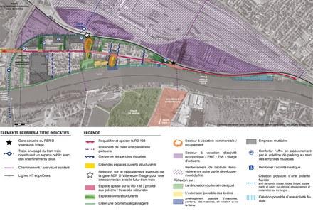 Villeneuve-Saint-Georges : montage négocié pour le projet du Triage