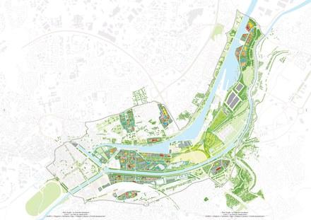Presqu'Île de Caen : MVRDV va réaliser la première pièce de son plan-guide au Nouveau Bassin