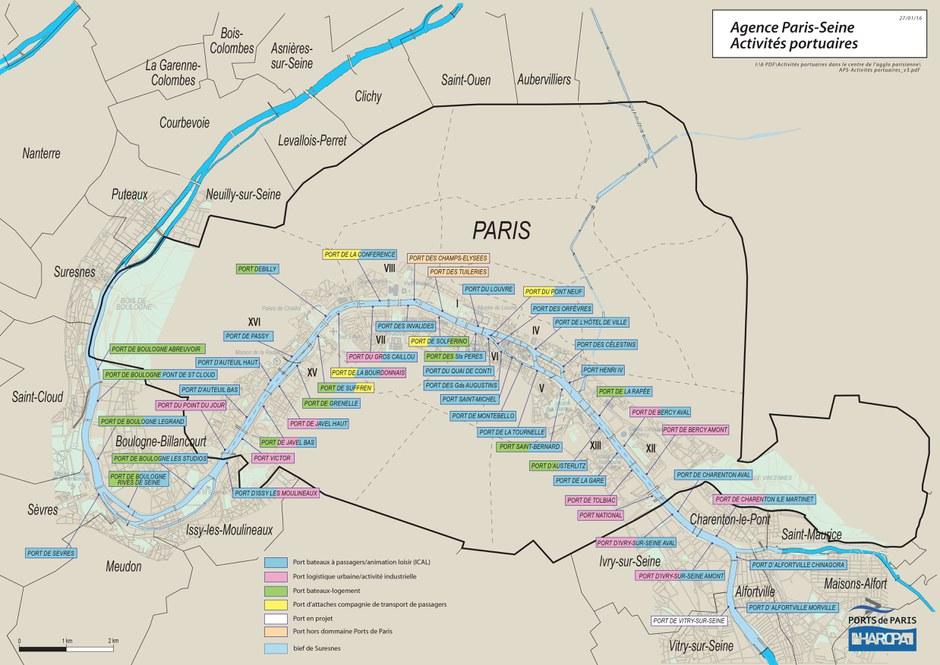 Paris-Seine : Haropa maintient son architecte-conseil
