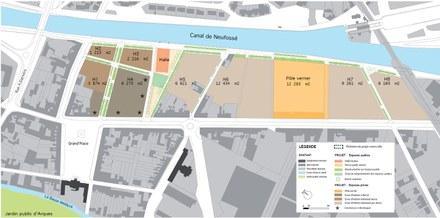 Arques : Qualivia Ingénierie sera l'AMO de l'opération centre-ville