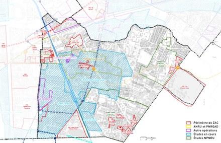 Plaine Commune fait le point sur tous les projets d'Aubervilliers pour gagner en cohérence