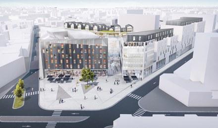 Roanne : une SEMOP d'aménagement créée avec la SERL pour un nouveau centre-ville