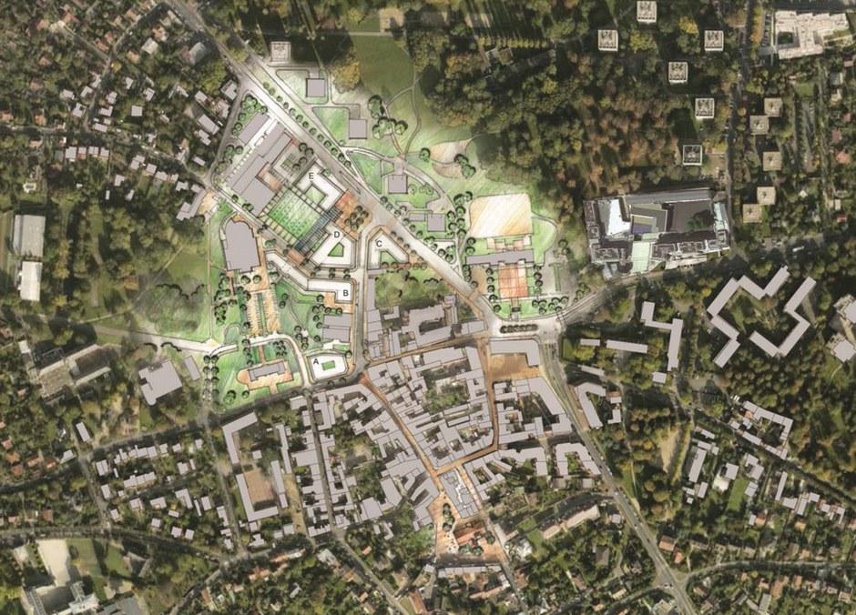 Haut-Val-de-Marne : densification, renouvellement et restructuration du centre-ville de Sucy-en-Brie