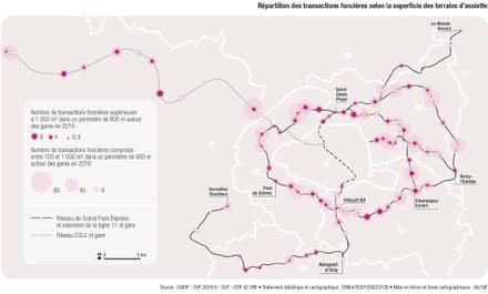 Ile-de-France : les futures gares du métro animent les marchés fonciers